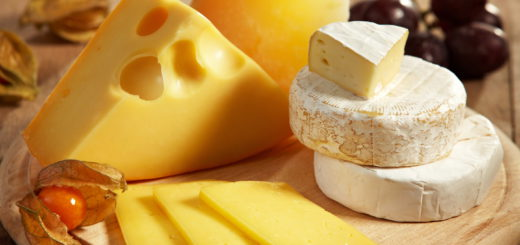 Виды сыров