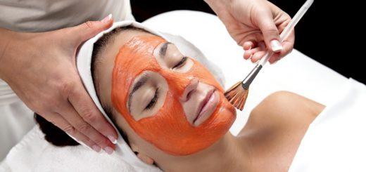 Очищение кожи лица дома
