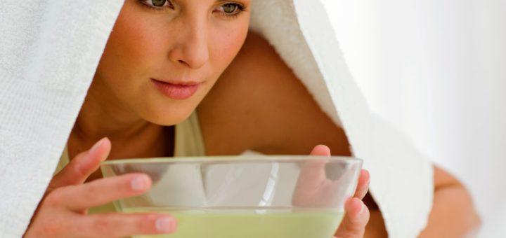 Паровые ванны для лица