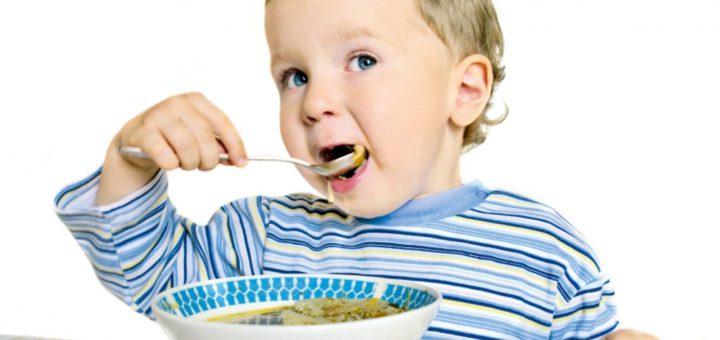 Рецепты блюд для малышей