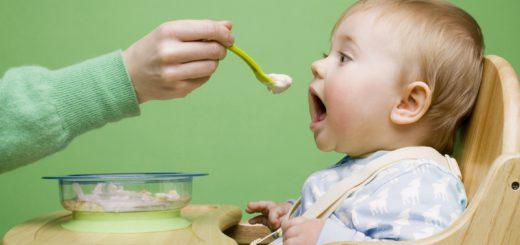 Как приучить ребенка кушать полезную пищу