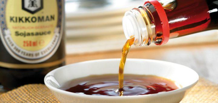 Здоровая кухня - польза и вред соевого соуса
