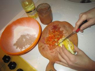 приготовление вкусных кексов