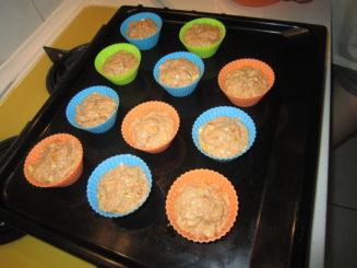 рецепт приготовления кексов