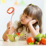 Как приучить ребенка к полезной еде
